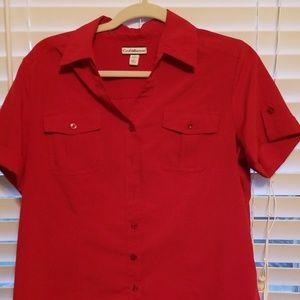 Croft & Barrel petite shirt
